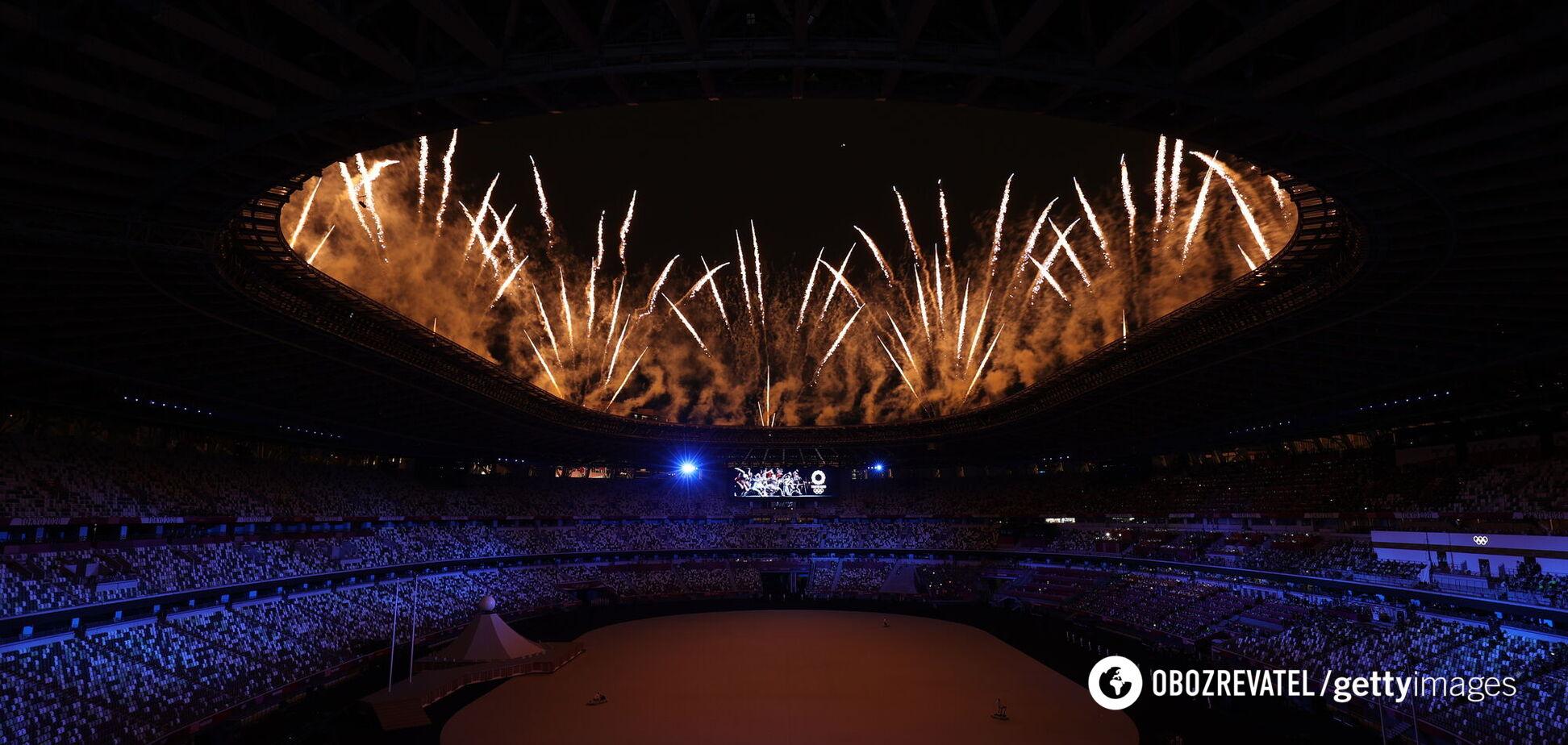 У Токіо офіційно стартувала Олімпіада-2020. Фото церемонії відкриття