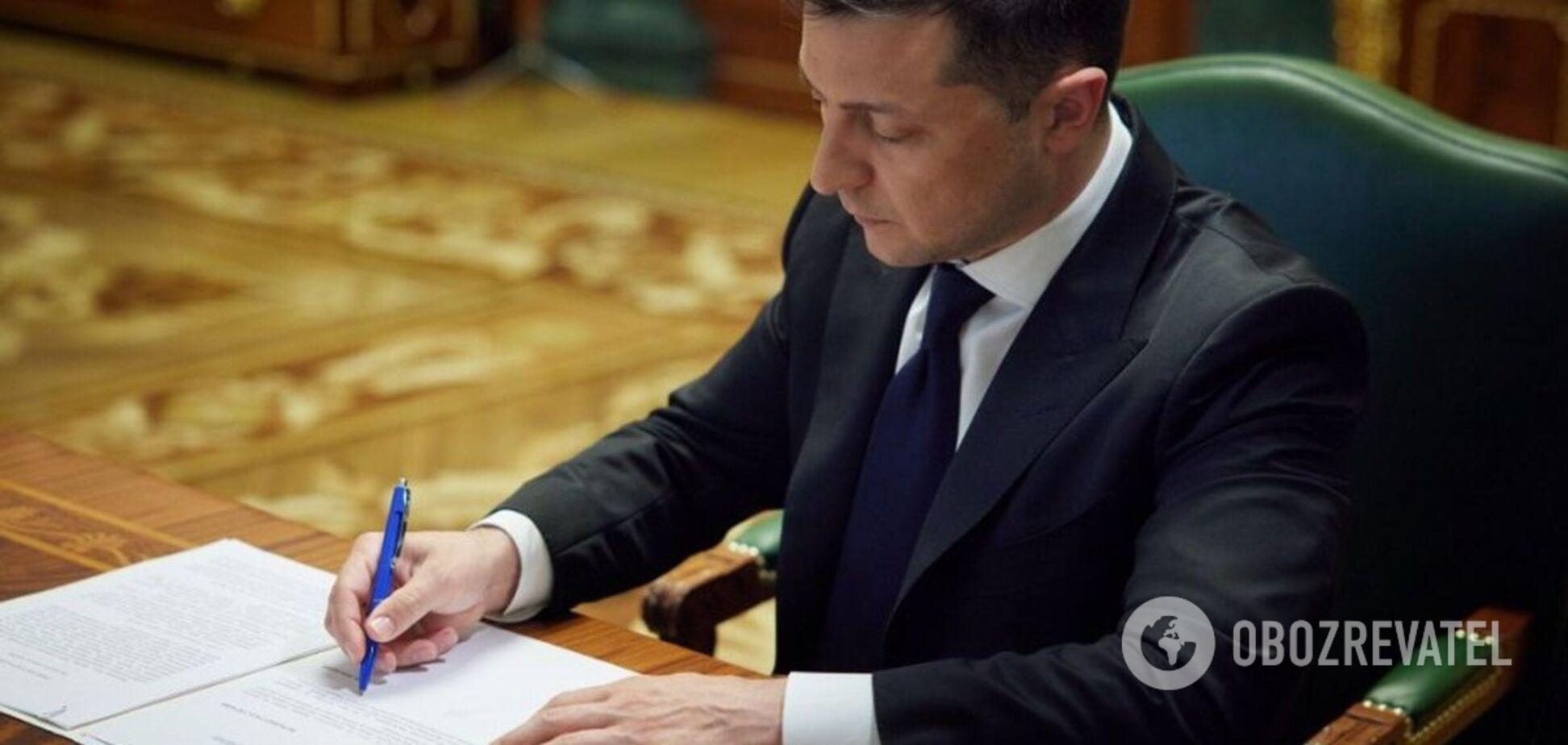 Зеленский подписал указ о 37 видах стратегических полезных ископаемых Украины