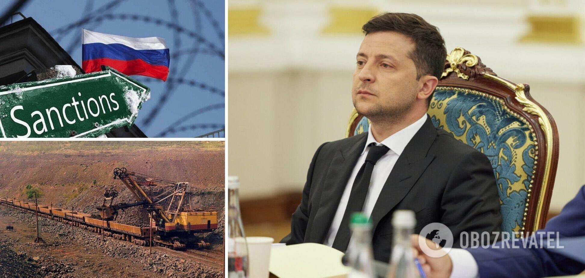 Санкції, копалини і подвійне громадянство: Зеленський ввів у дію відразу кілька рішень РНБО. Всі подробиці