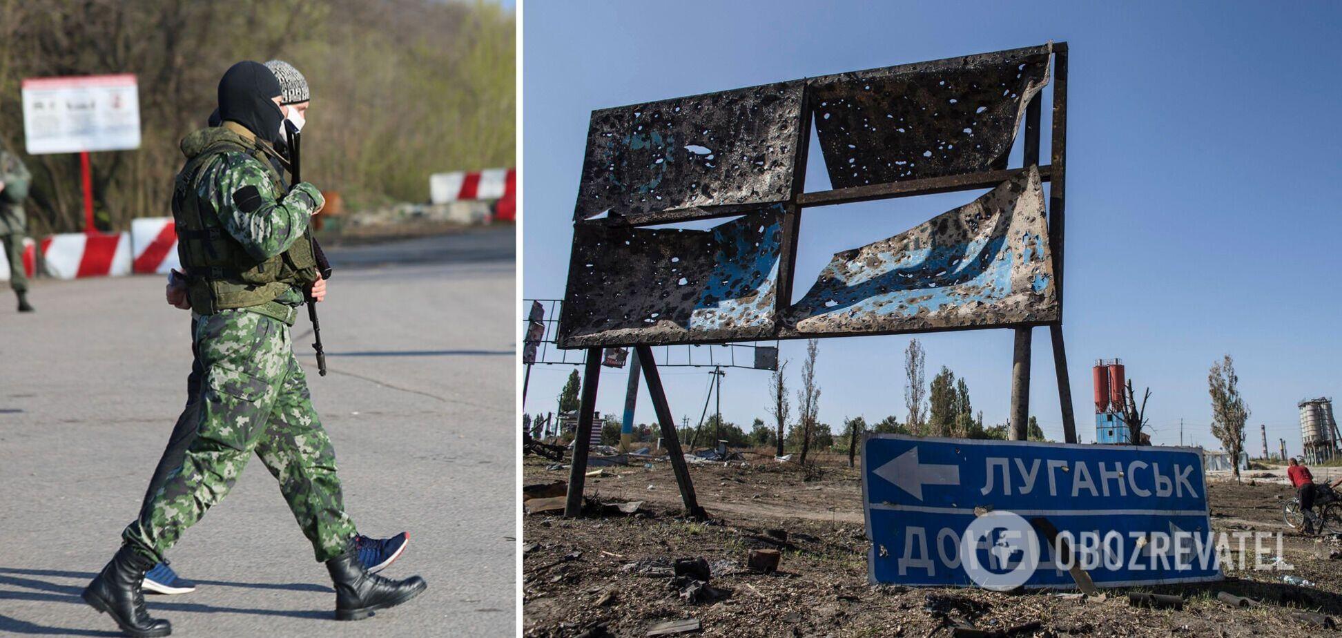 Наемники РФ на Донбассе ранили мирного жителя и обстреляли позиции ВСУ