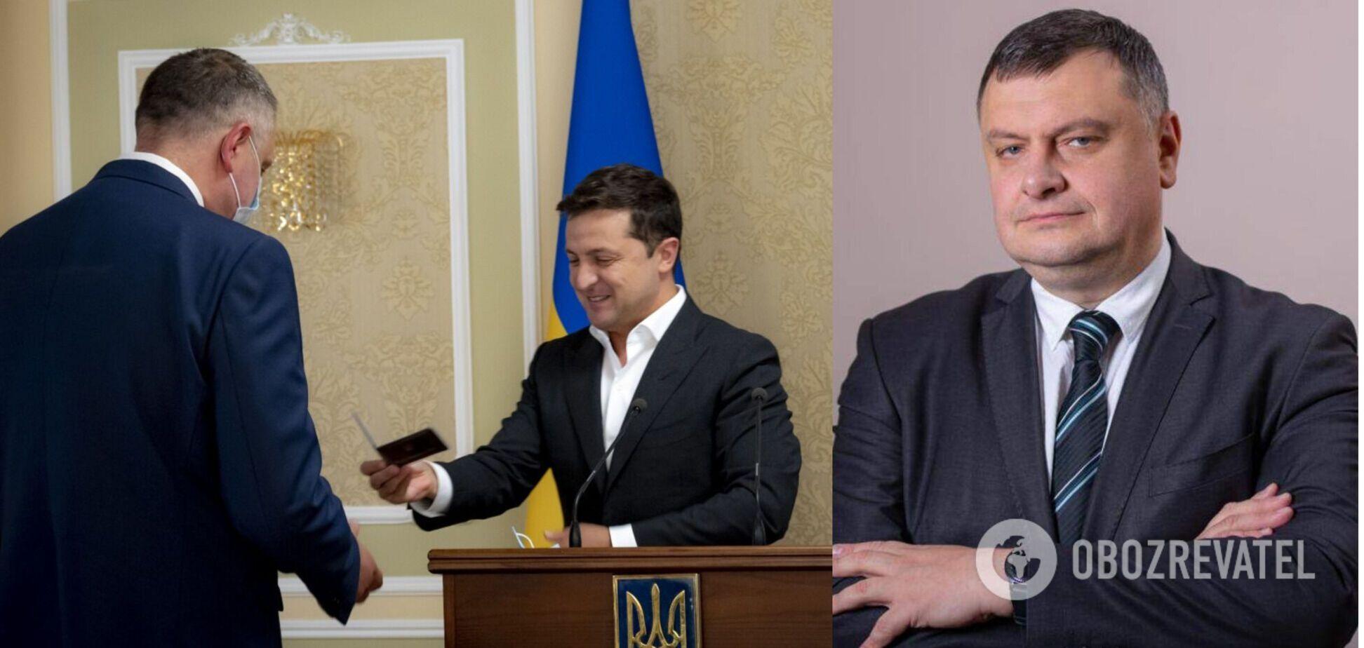 Зеленський представив нового главу Служби зовнішньої розвідки і назвав його головне завдання. Фото