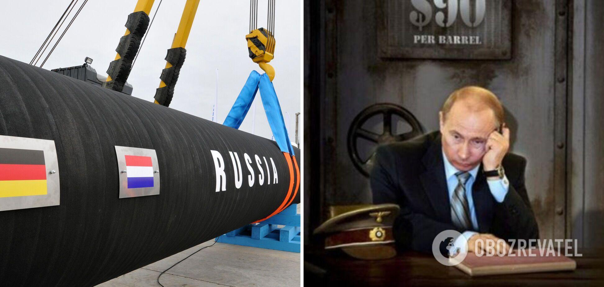 За вожделенный путинский газ мир заплатит кровью и смертями