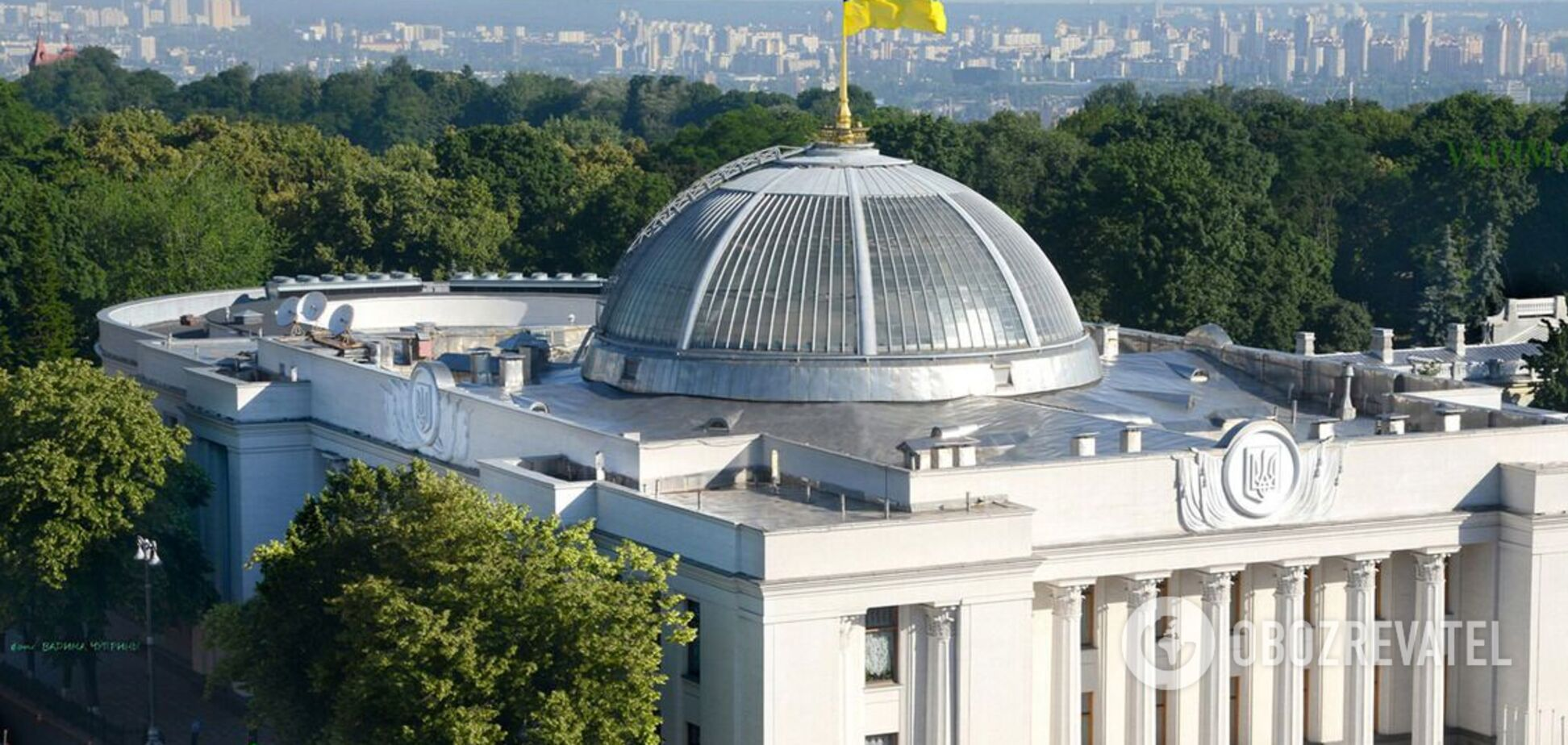 В Украине хотят лишать гражданства владельцев паспортов РФ