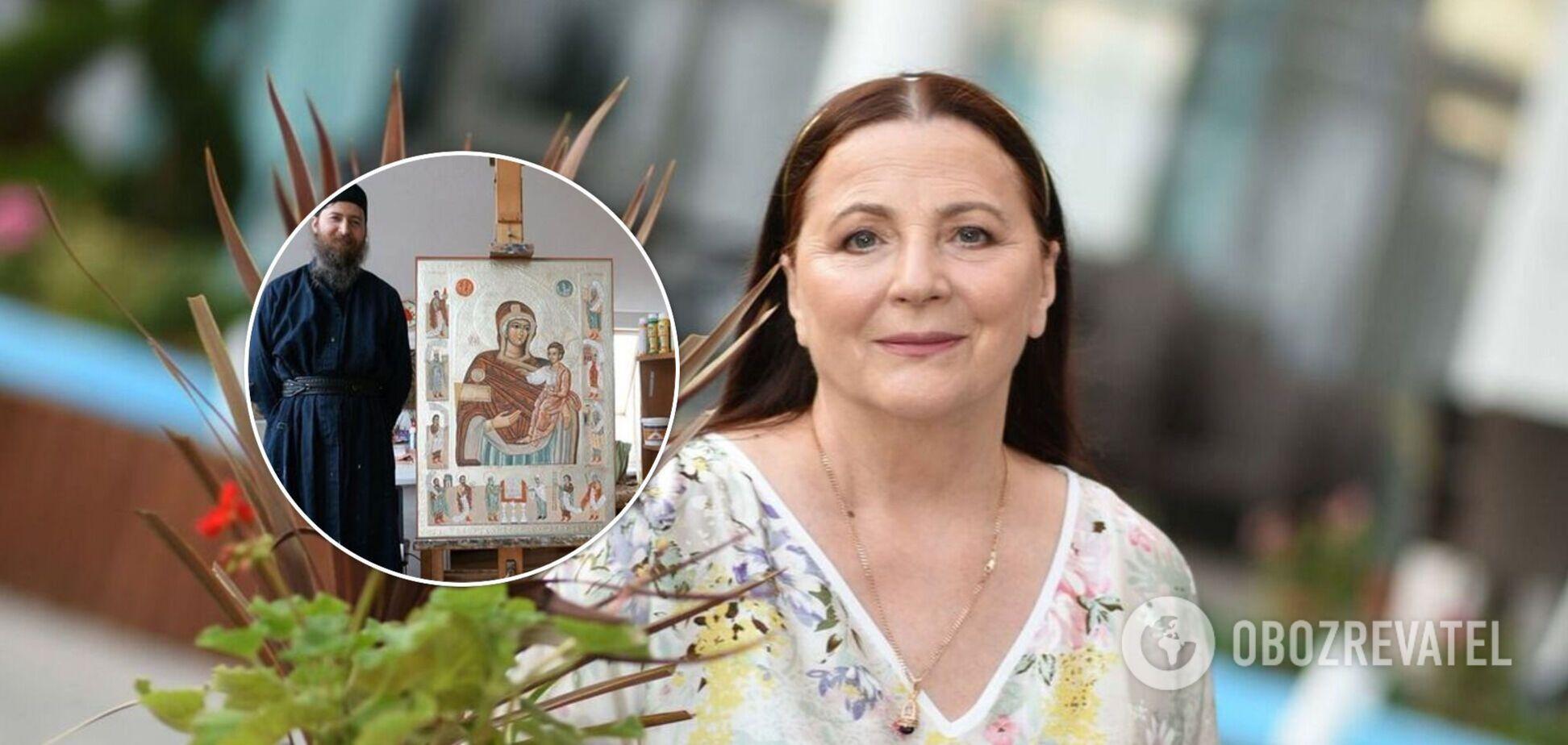 Нина Матвиенко рассказала, как ее сын ушел в монастырь