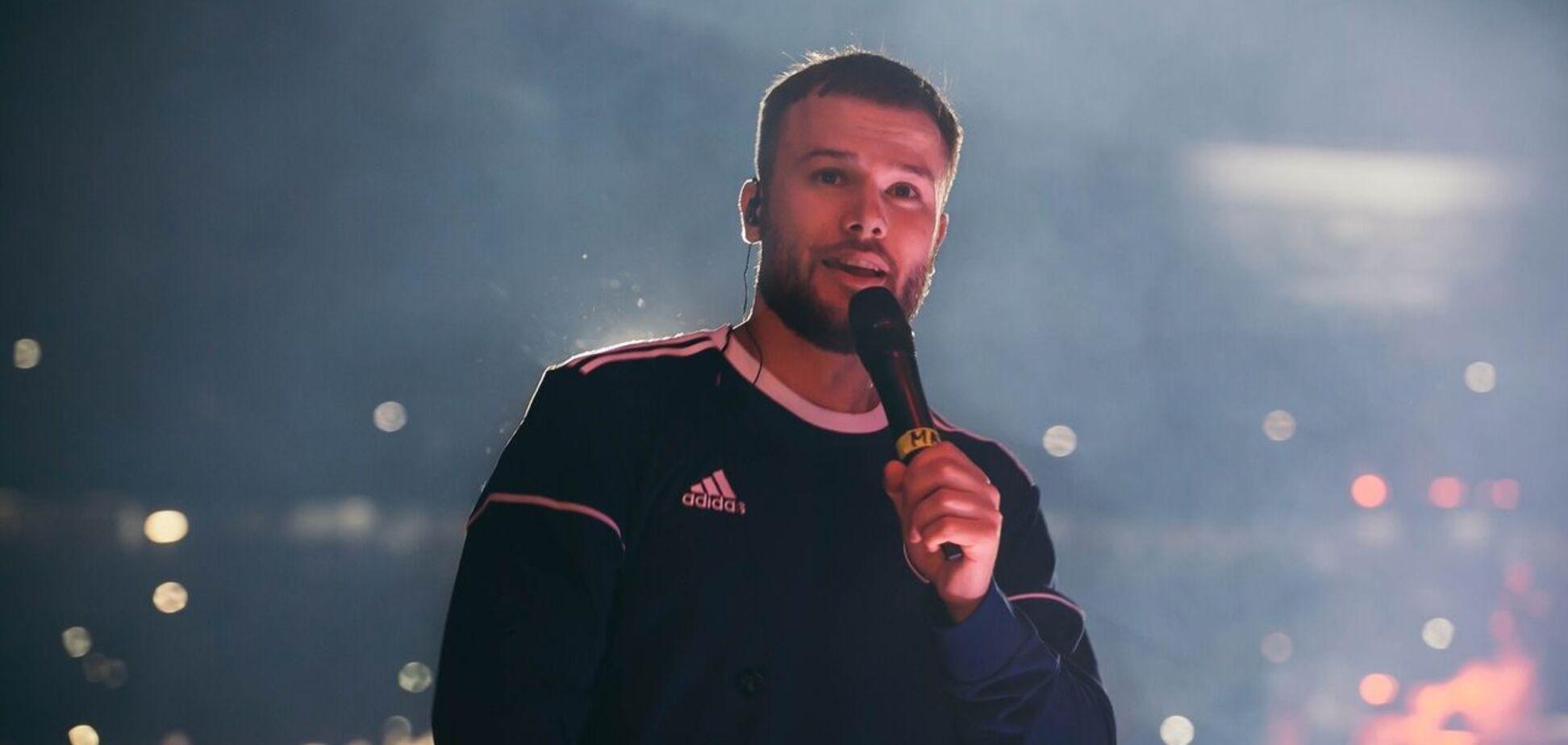 Макс Корж дав концерт в Одесі