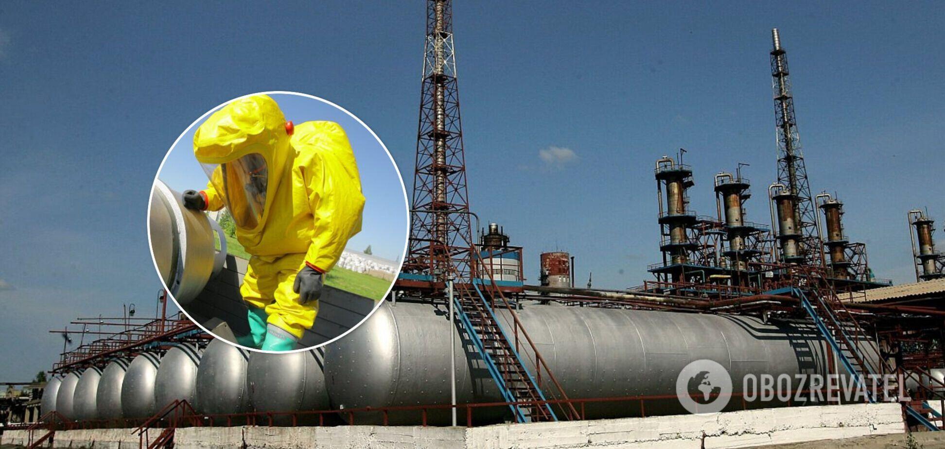 Кияни в зоні ризику: названо кількість небезпечних хімічних об'єктів в столиці