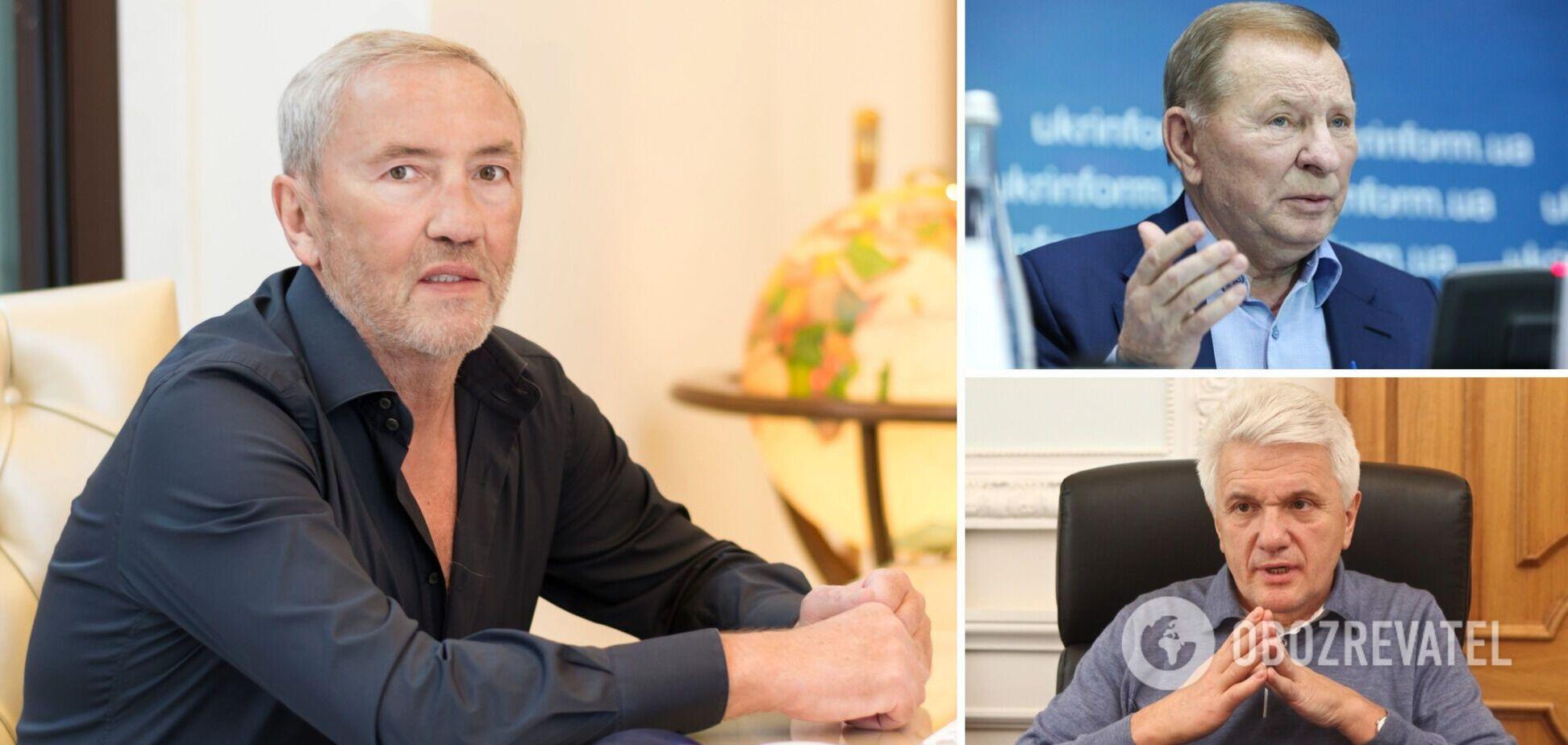 Черновецкий заявил, что оплачивал проституток для Кучмы и Литвина. Видео