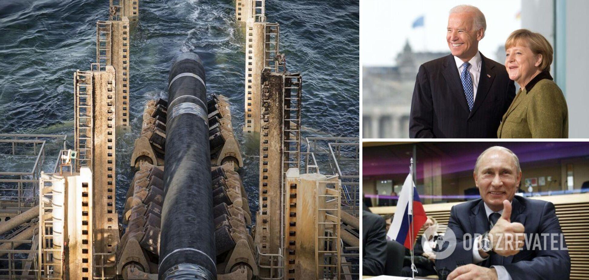 'Северный поток-2': Украина проиграла сражение, но не битву