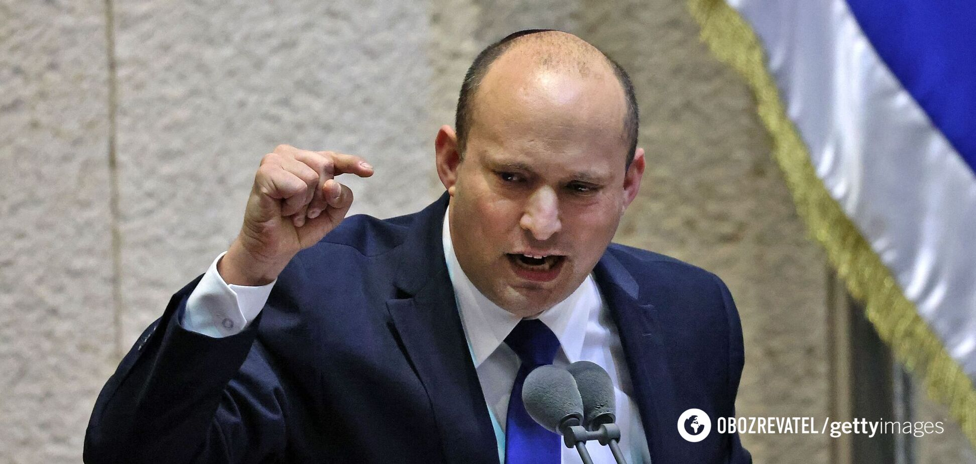 Прем'єр Ізраїлю виступив проти посилення карантину та розкритикував противників вакцинації