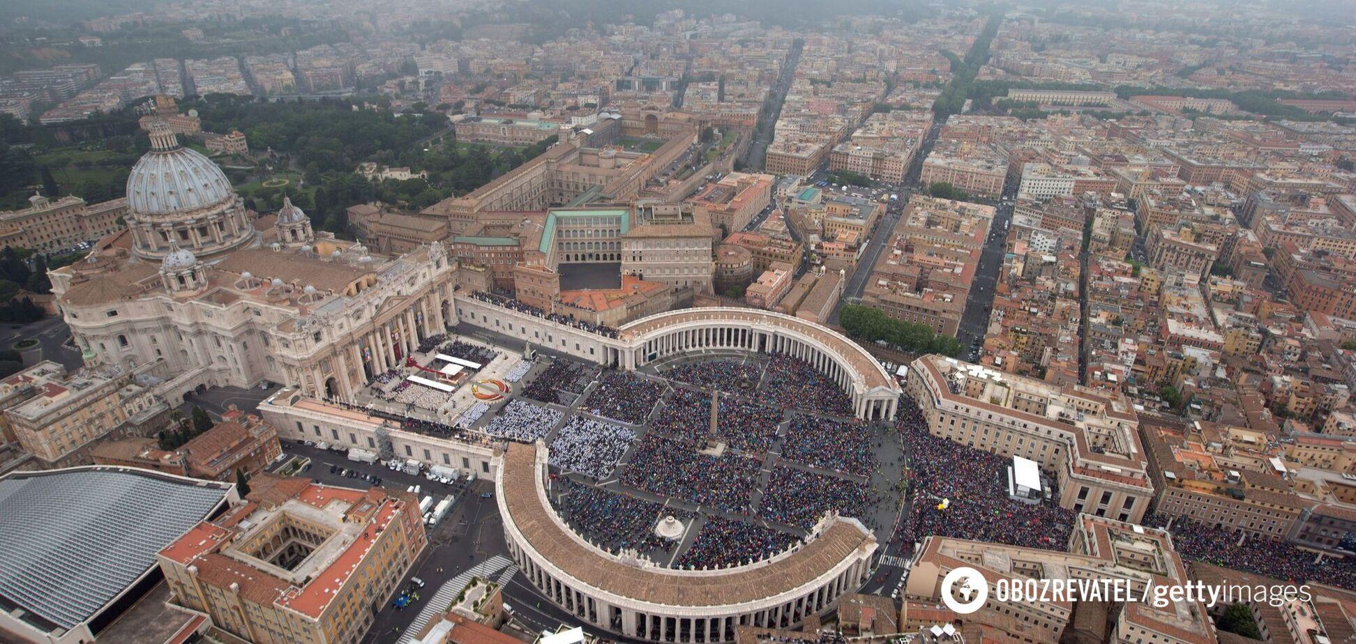 Ватикан впервые в истории показал свои владения и раскрыл бюджет