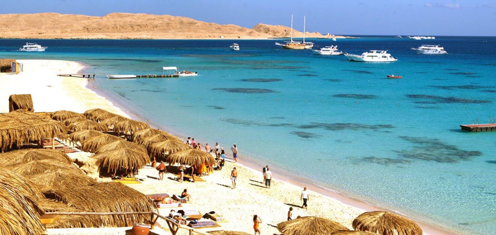 Туриста мало не пограбували в Єгипті