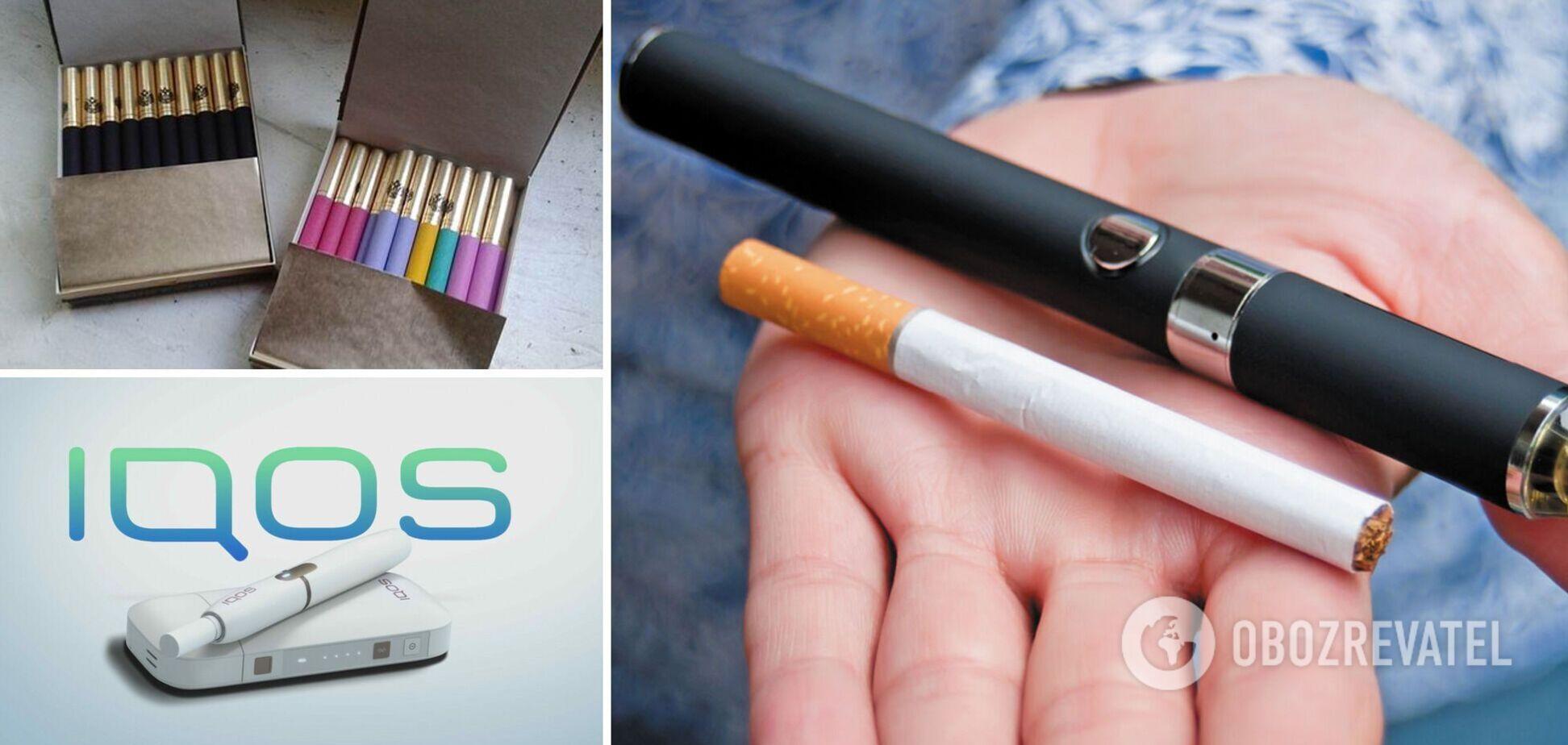 В Раде решили бороться с распространением сигарет