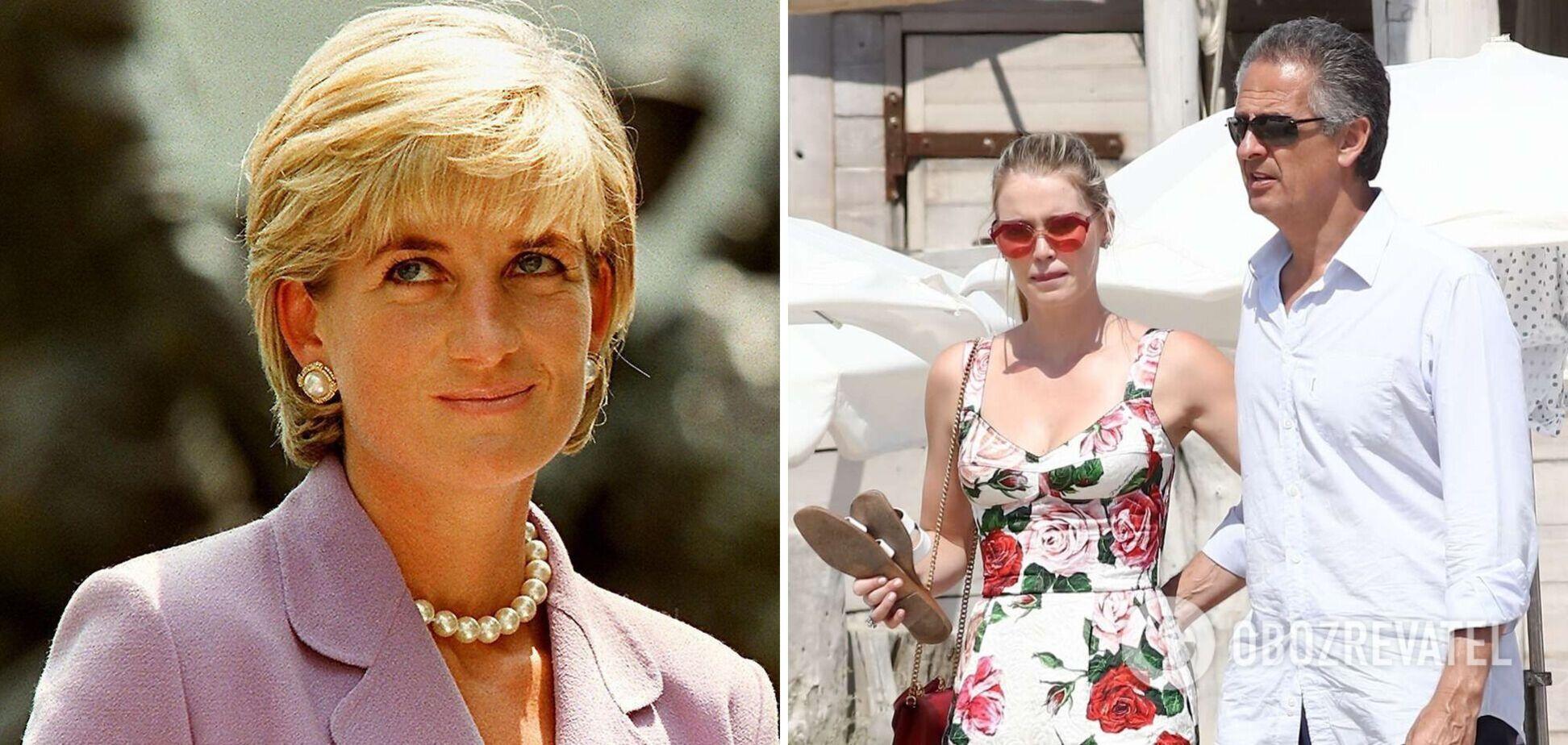 30-річна племінниця принцеси Діани вийшла заміж за 62-річного мільярдера