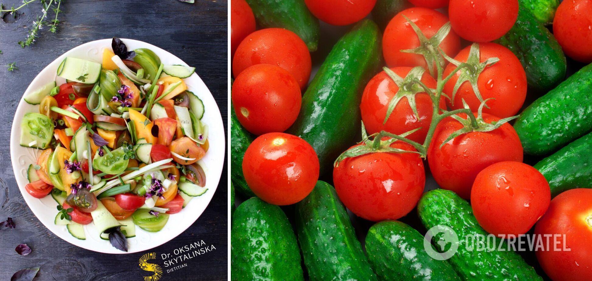 Вы все еще едите 'смертельный салат'?
