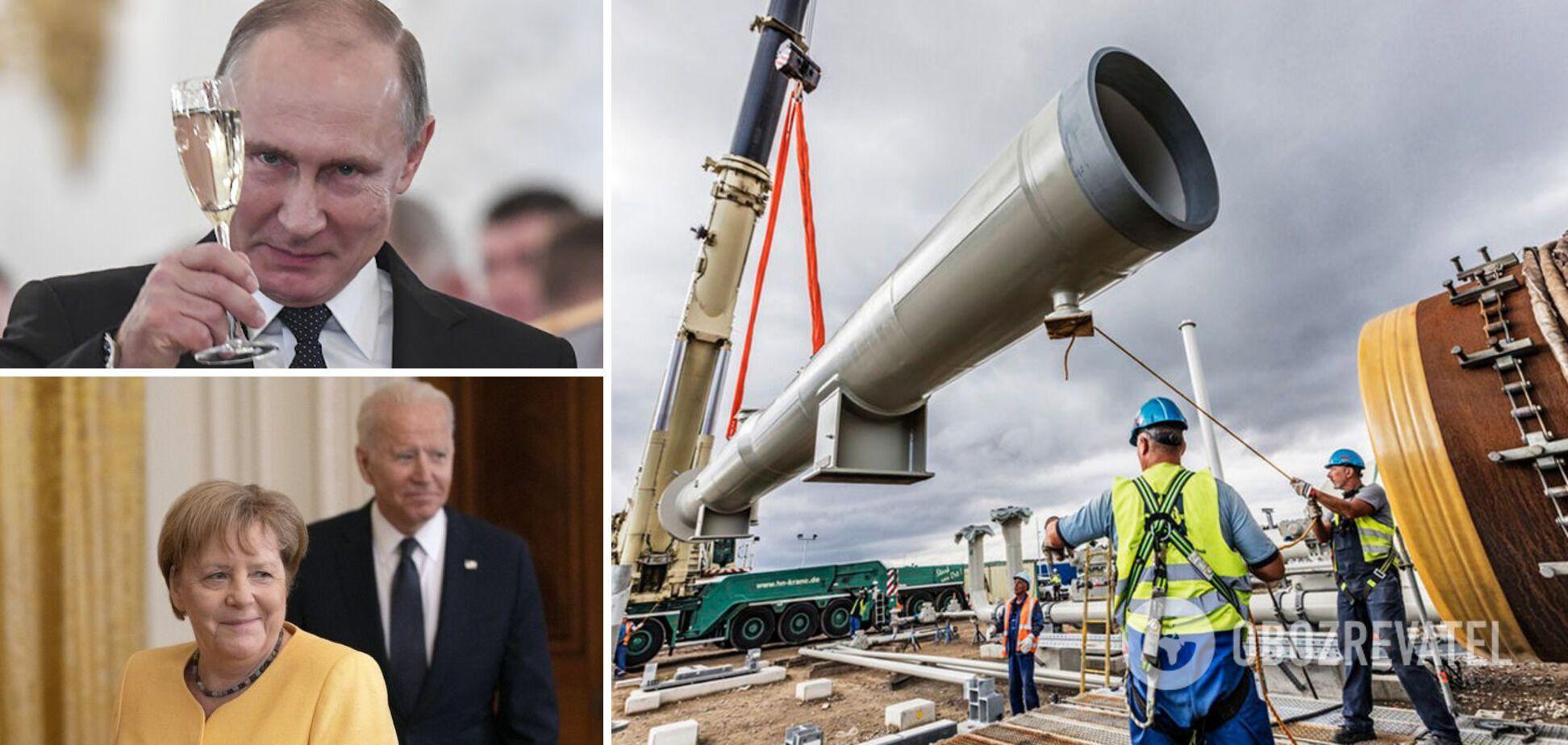 'Северный поток-2': газопровод в обмен на отказ РФ от военного вторжения в Украину?
