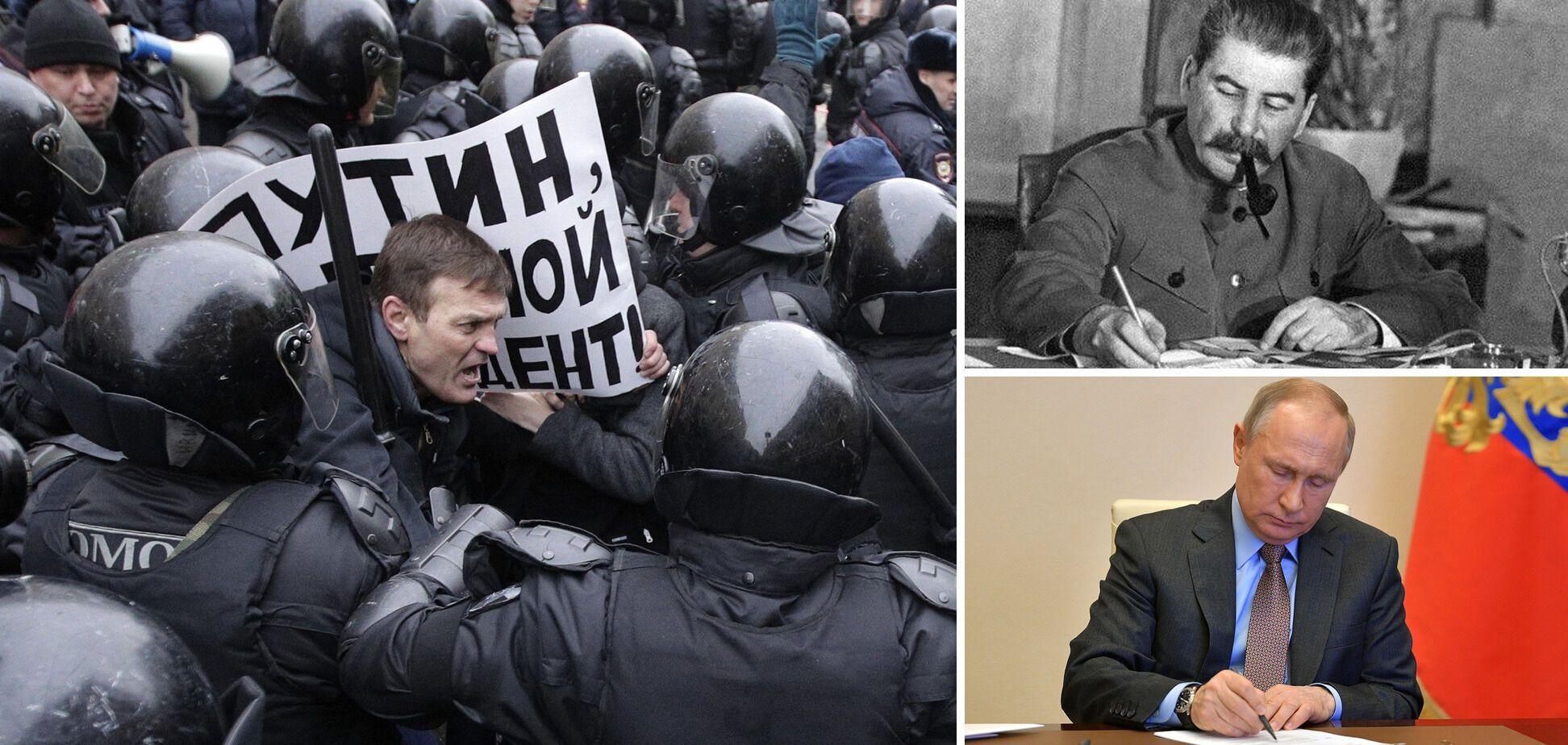 Путин выводит РФ куда надо. Главное – не вспугнуть