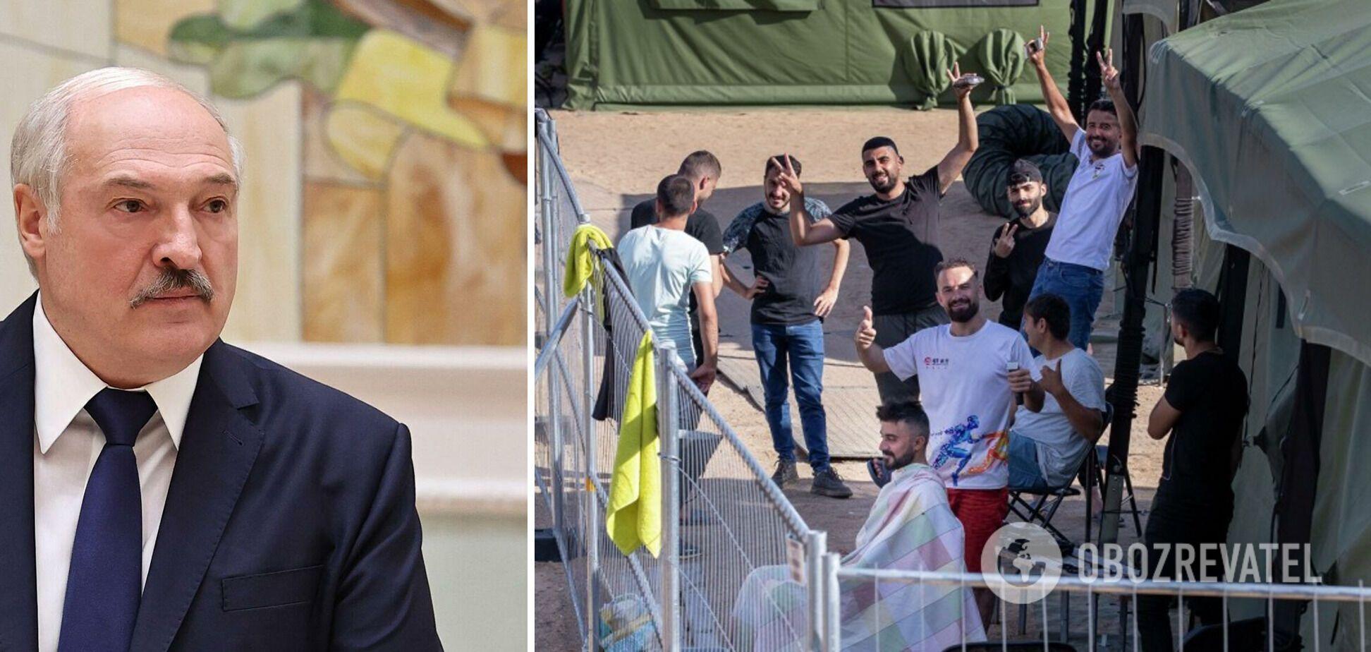 Миграционный терроризм на службе у Лукашенко