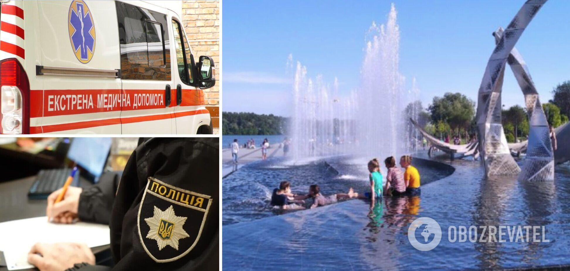 Матері дитини, яка померла після падіння у фонтан у Дніпрі, загрожує позбавлення волі