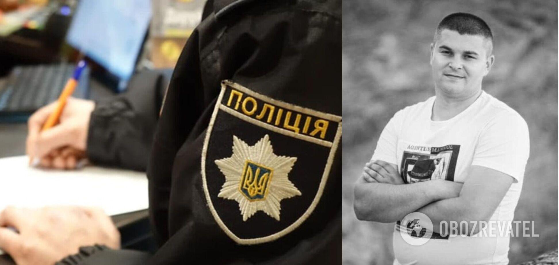 В Одессе нашли повешенным замначальника полиции Измаила, который одолжил у коллег $300 тысяч. Фото