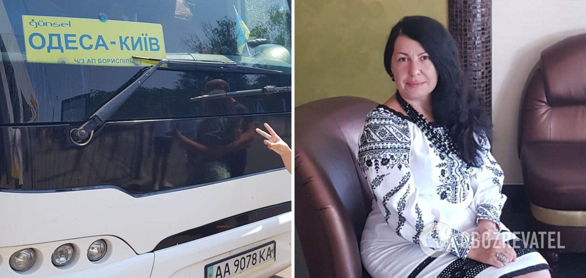 Депутатка міськради на Харківщині зламала в автобусі ребра: водій відмовився викликати швидку. Фото