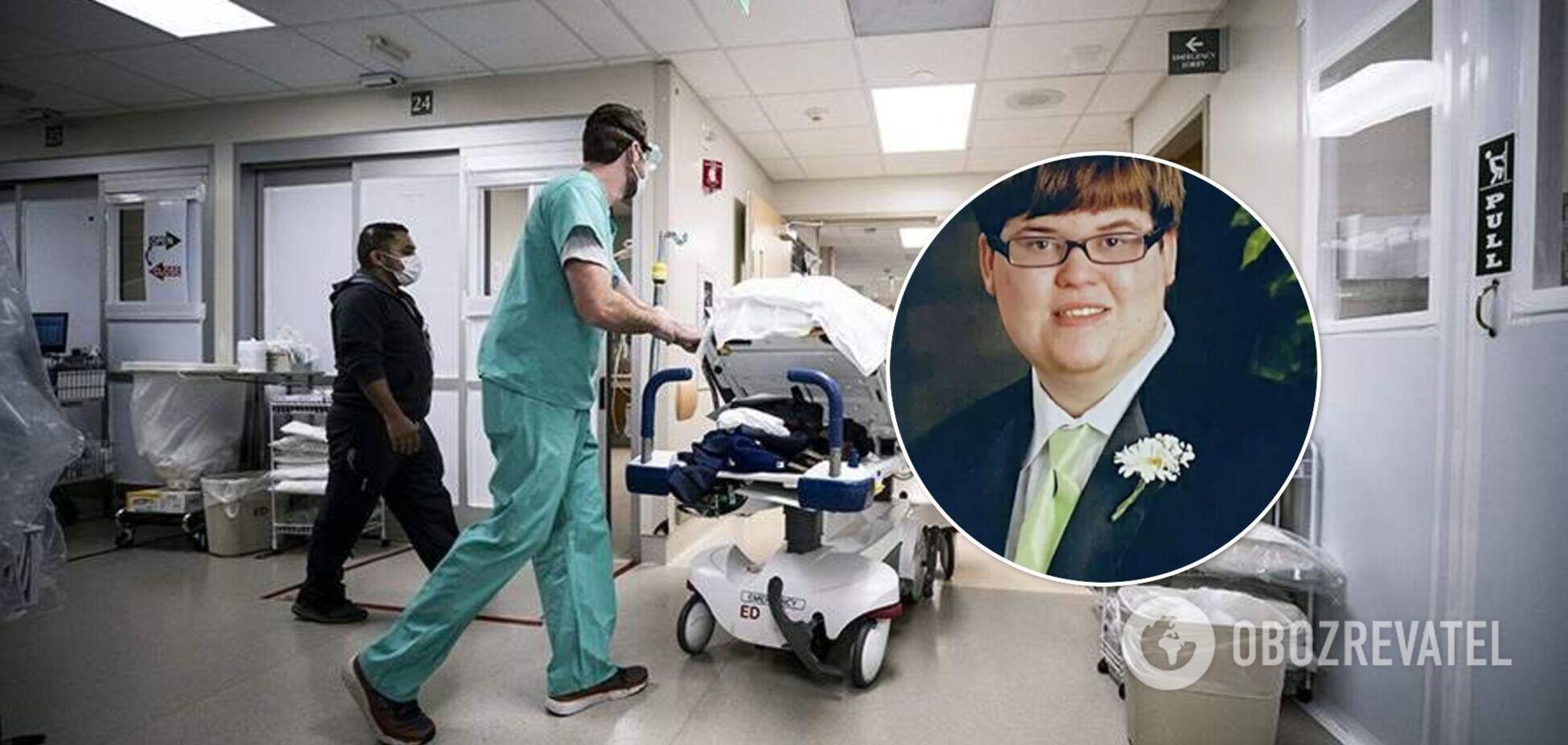 28-летний парень умер от COVID-19: мать рассказала о роковой ошибке и назвала его последние слова