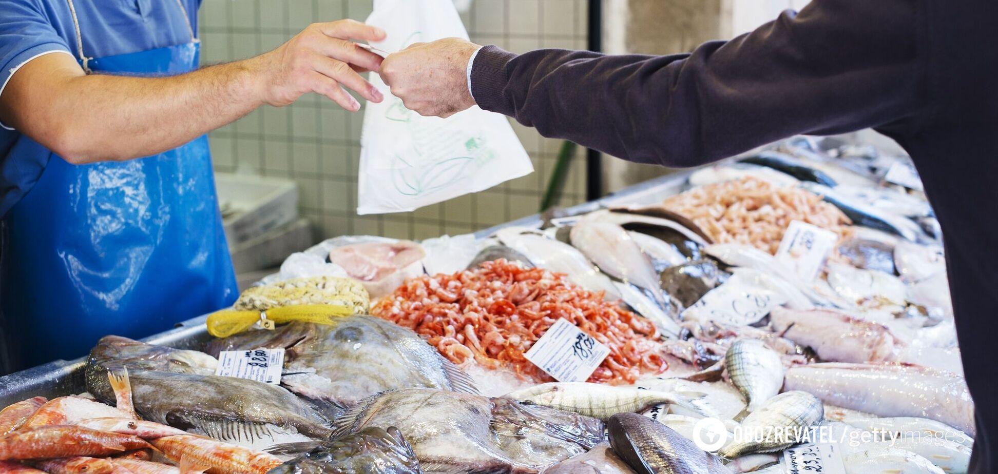 Как летом выбрать морепродукты