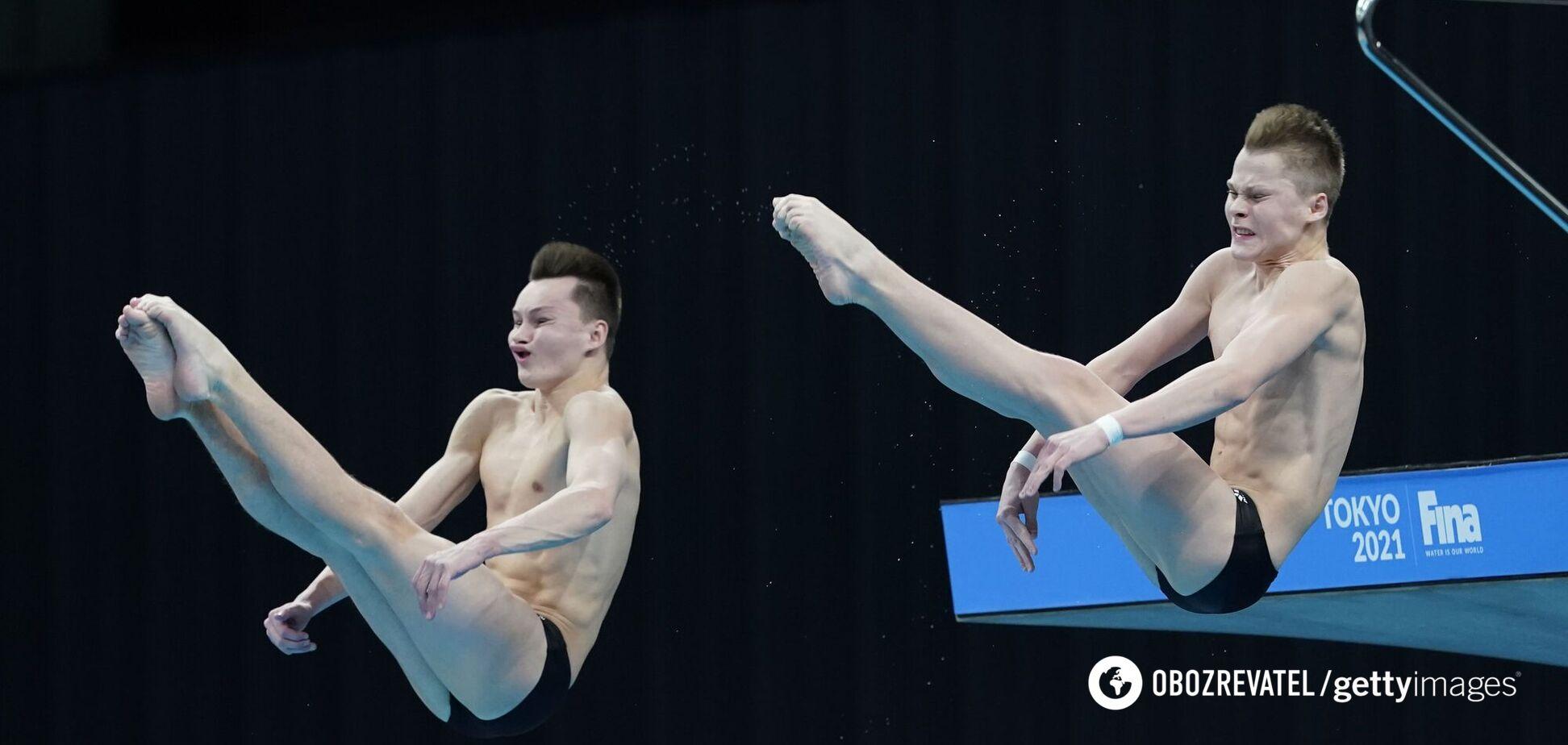 Алексей Середа и Олег Сербин