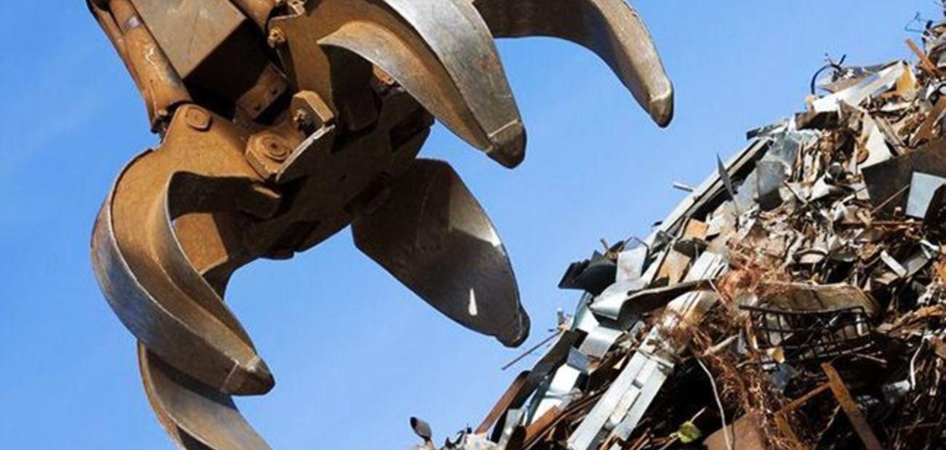 Украина должна ограничить экспорт лома, чтобы сохранить конкурентоспособность металлургии, – эксперт