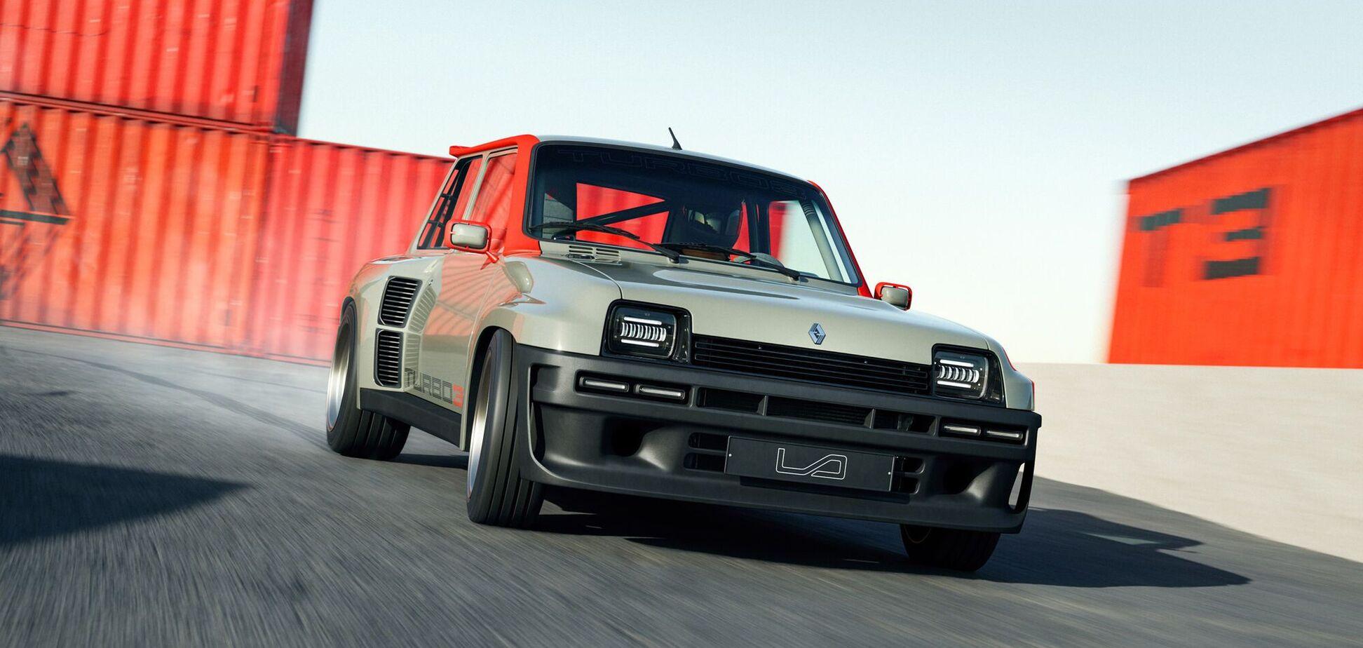 Legende Automobiles показала первые изображение модели Turbo 3