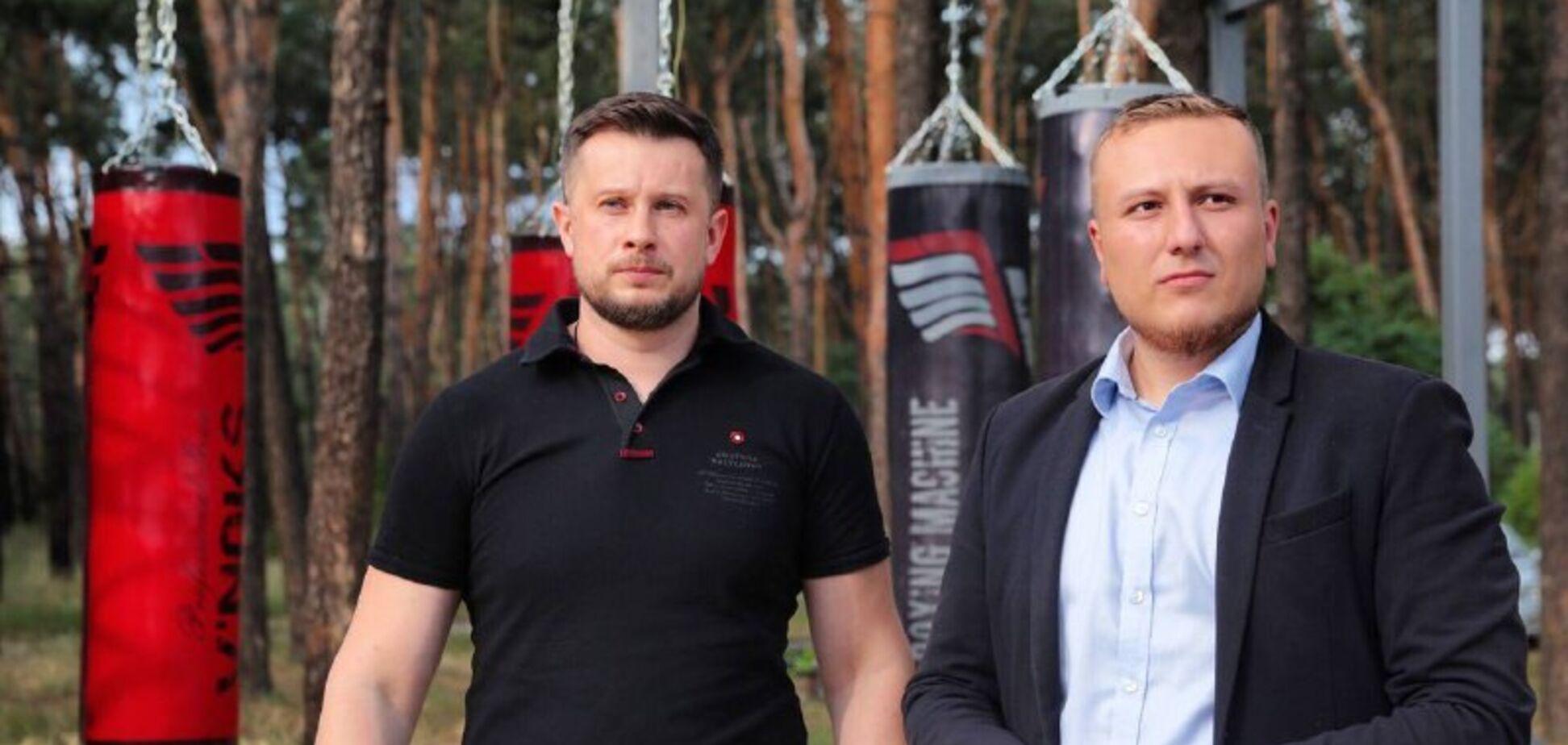 Представитель 'Нацкорпуса' будет баллотироваться на должность мэра Харькова