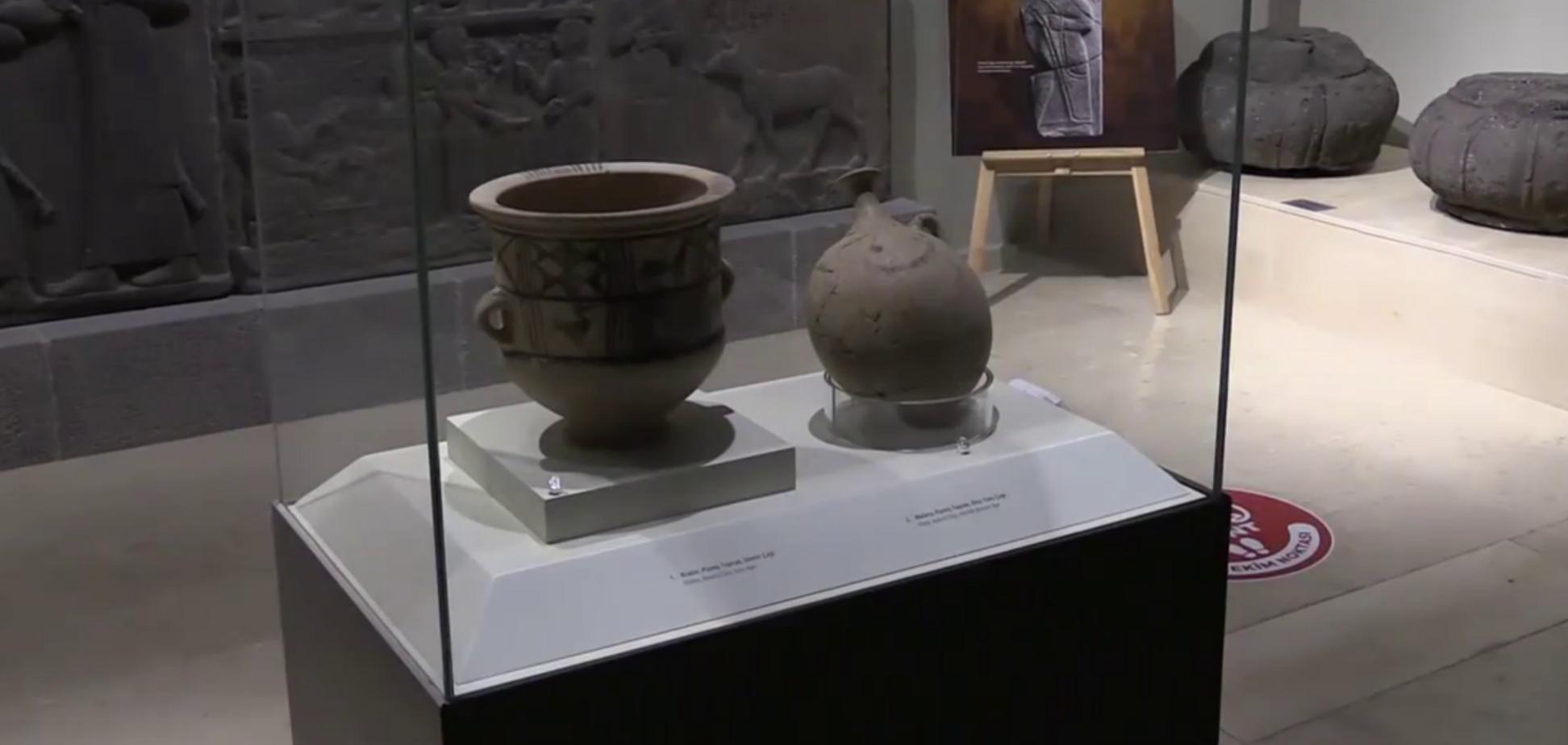 У Туреччині в музеї з'явився найдавніший смайлик в історії