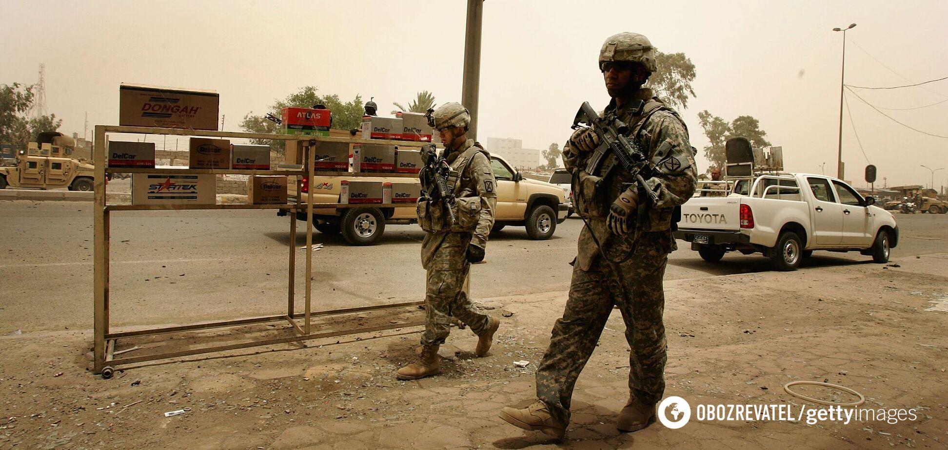 США планують завершити бойову місію в Іраку, названо терміни – ЗМІ