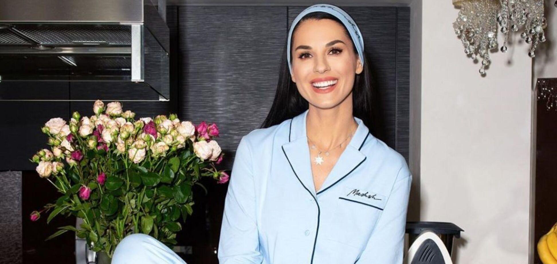 42-річна Маша Єфросиніна в самій білизні вразила фігурою. Фото