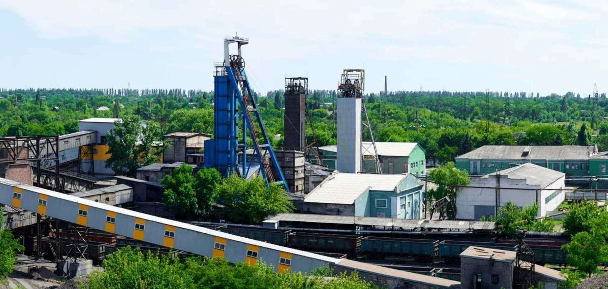 Две шахты государственного предприятия 'Добропольеуголь-добыча' оказались на грани остановки