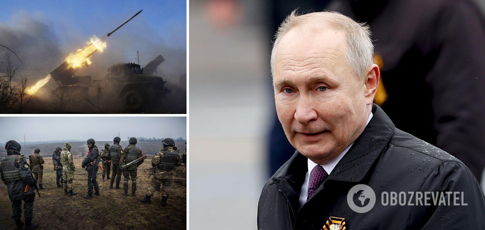 Путину придется вернуть Крым и Донбасс: Обухов назвал условие