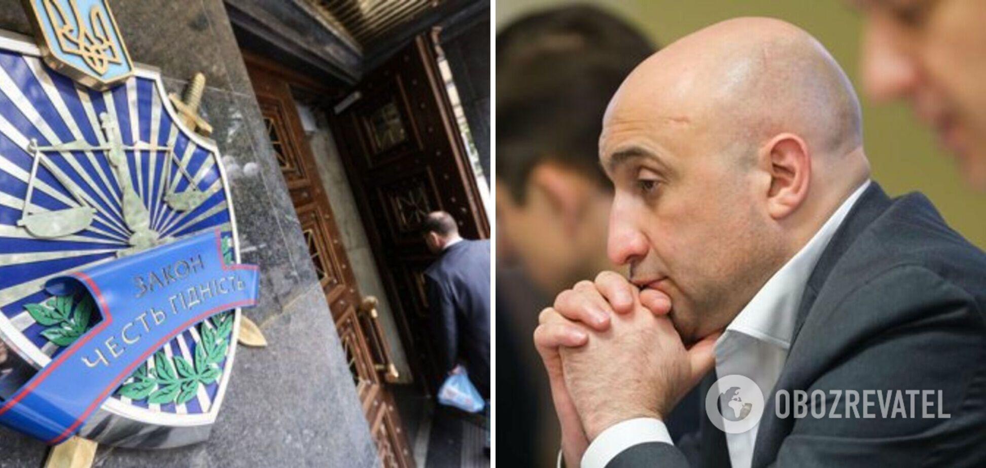 Проти заступника генпрокурора Мамедова відкрили дисциплінарне провадження