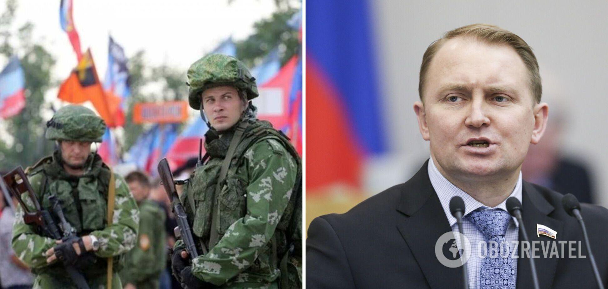 Шерін заявив, що Росія повинна атакувати Україну першою
