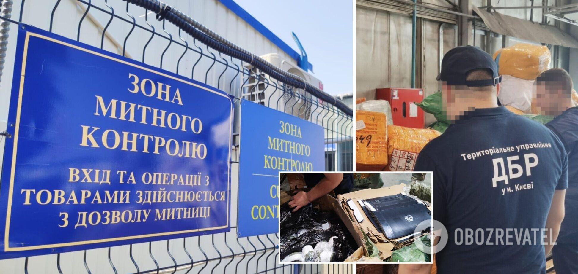 В Украине ликвидировали канал контрабанды товаров на десятки миллионов гривен