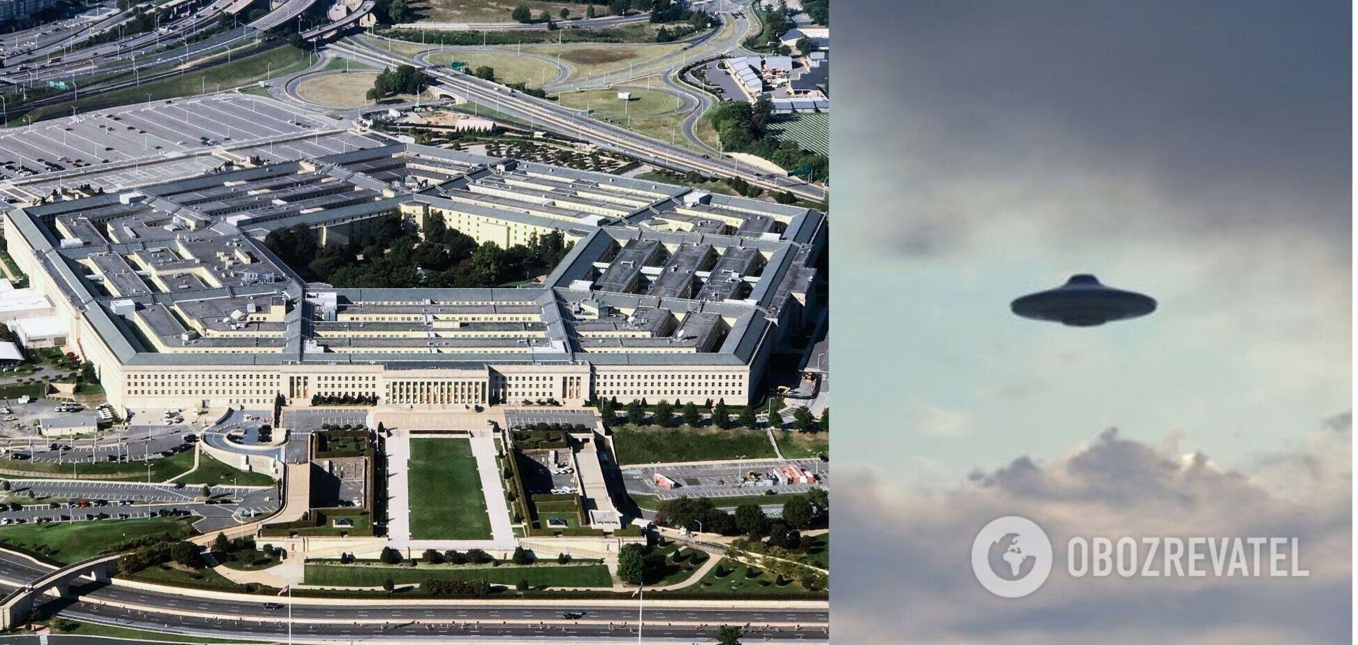 У Пентагона есть четкие кадры НЛО: инсайдер выступил с заявлением и рассказал об увиденном