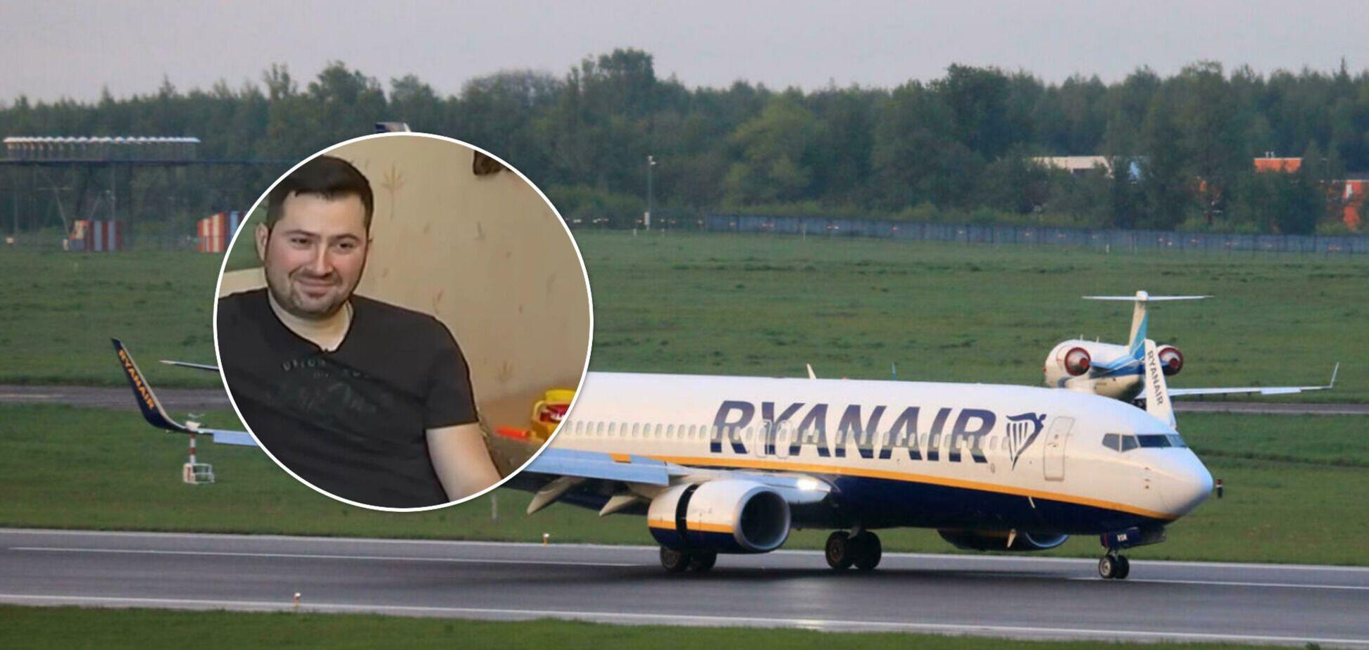 Посадивший самолет с Протасевичем диспетчер перестал выходить на связь – СМИ