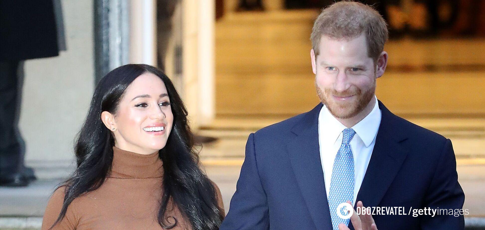 Дочь принца Гарри и Меган Маркл может официально претендовать на корону