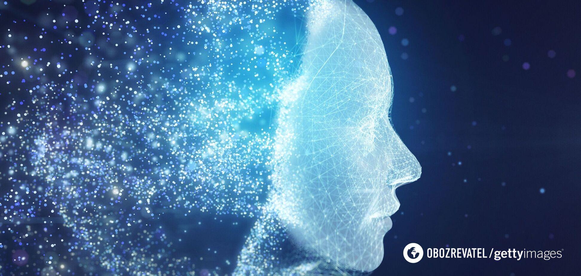 Чоловік повернув дівчину в якості штучного інтелекту