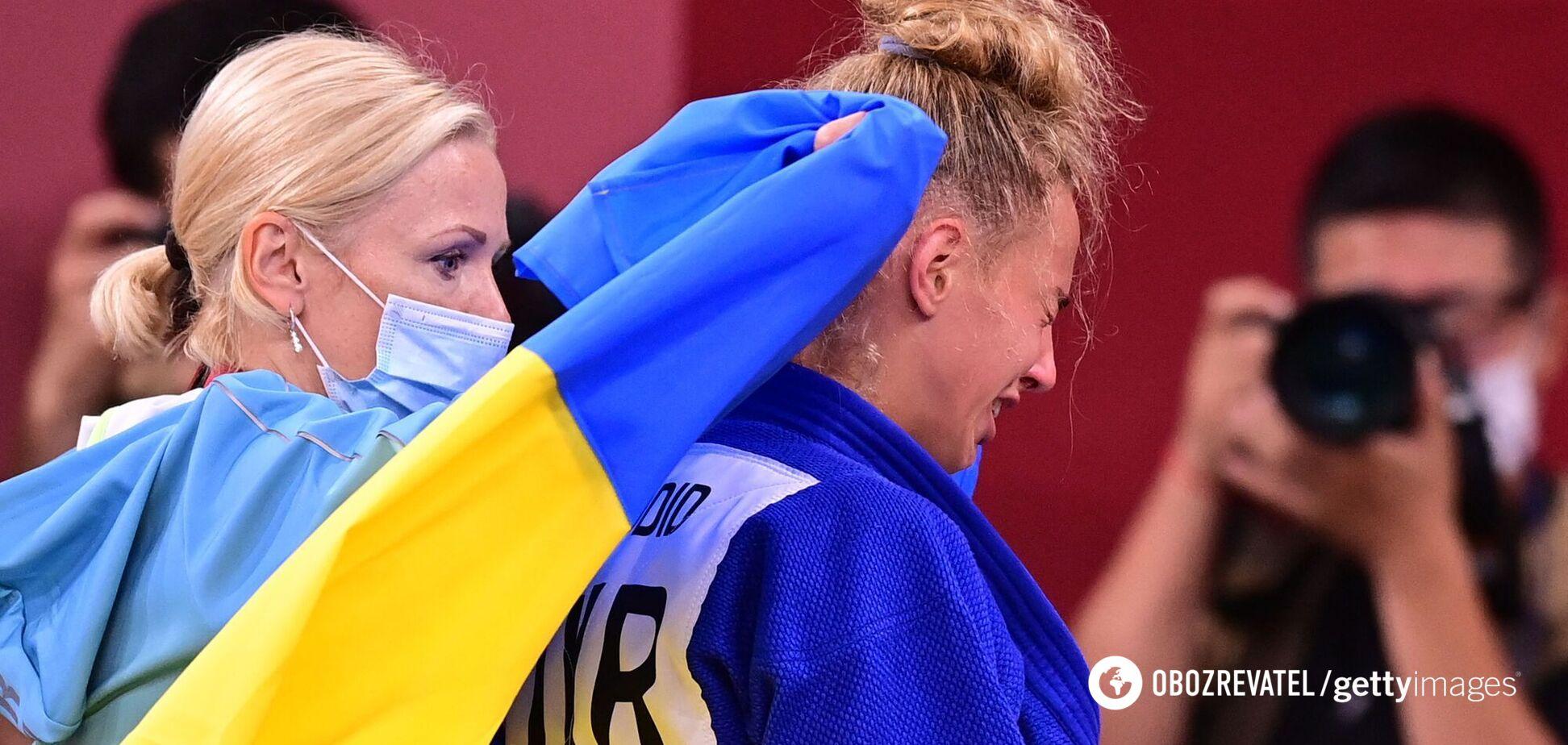 Белодед о 'бронзе' Олимпиады-2020: сначала мне было трудно это принять