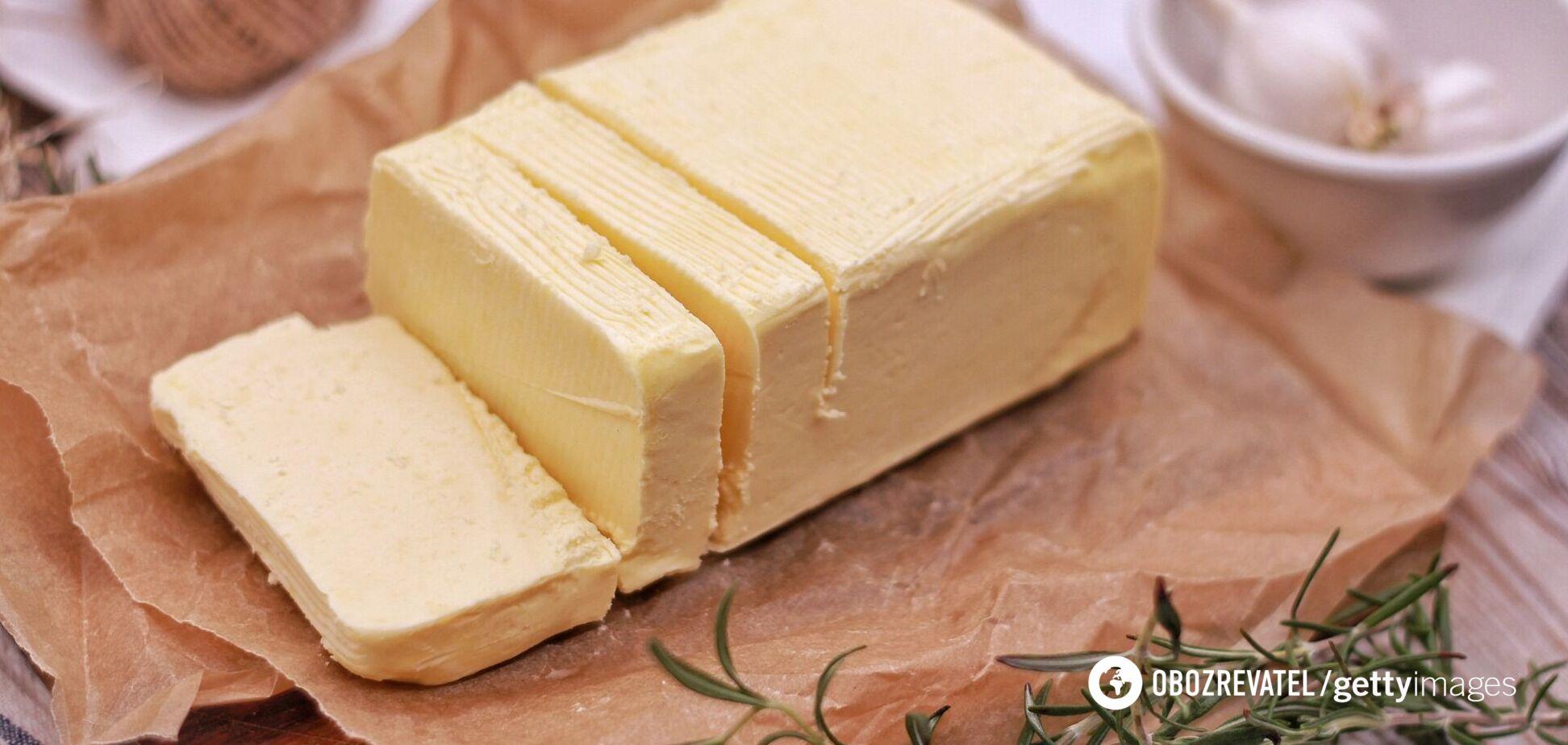 Как выбрать натуральное сливочное масло