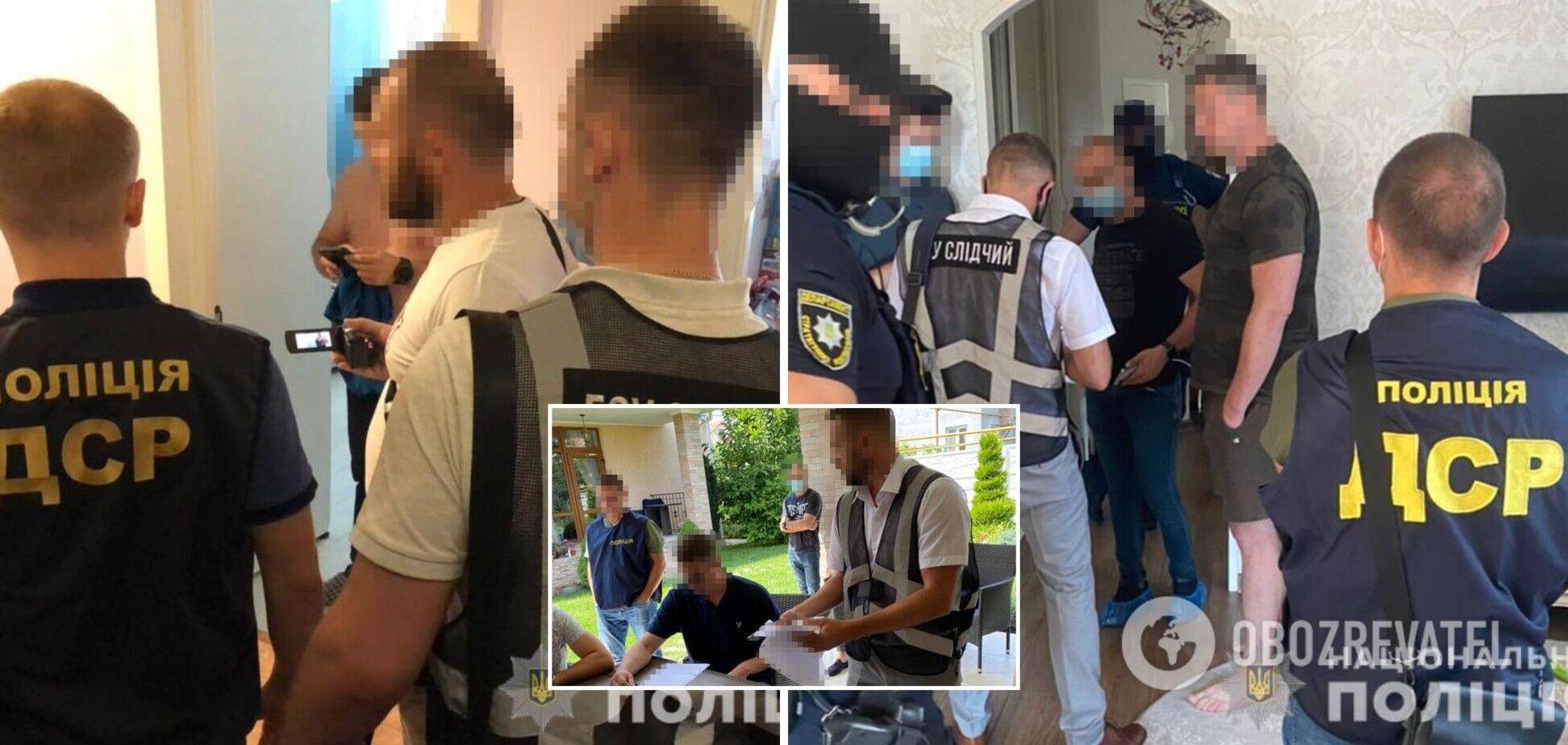 В Одесской области задержали чиновника за попытку получения взятки