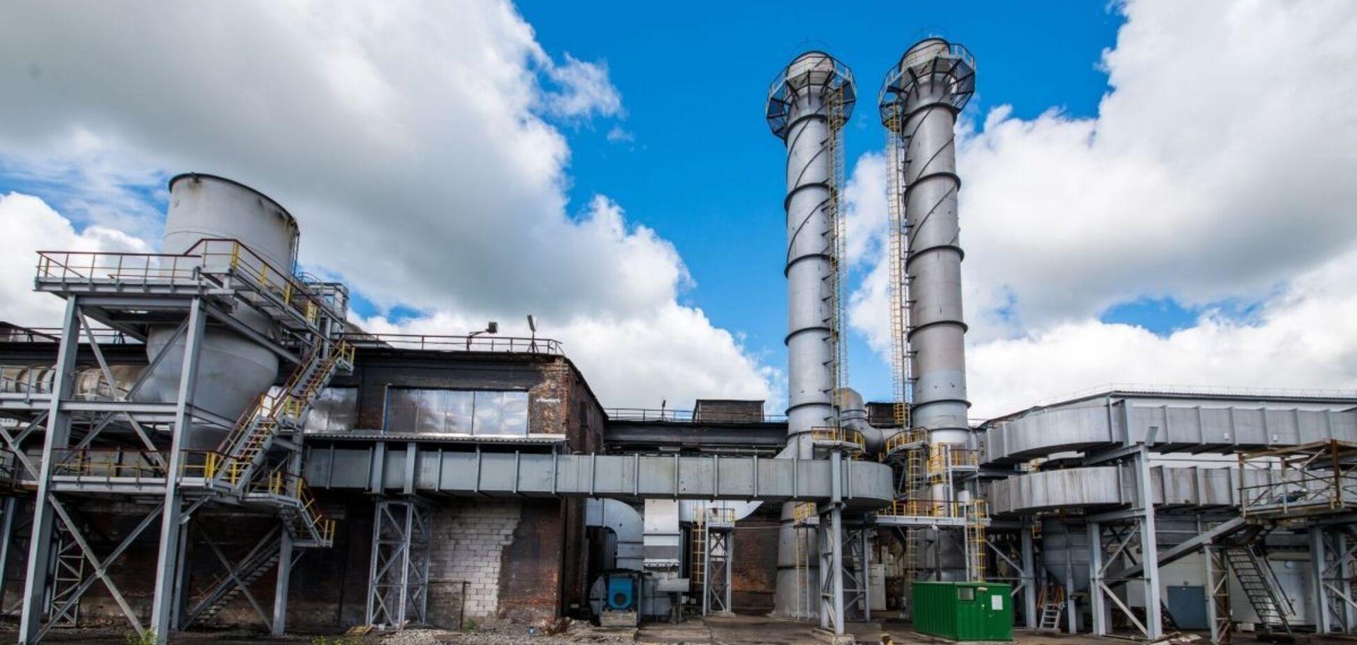 Никопольский завод ферросплавов отключил от сети солнечную станцию канадской компании TIU Canada