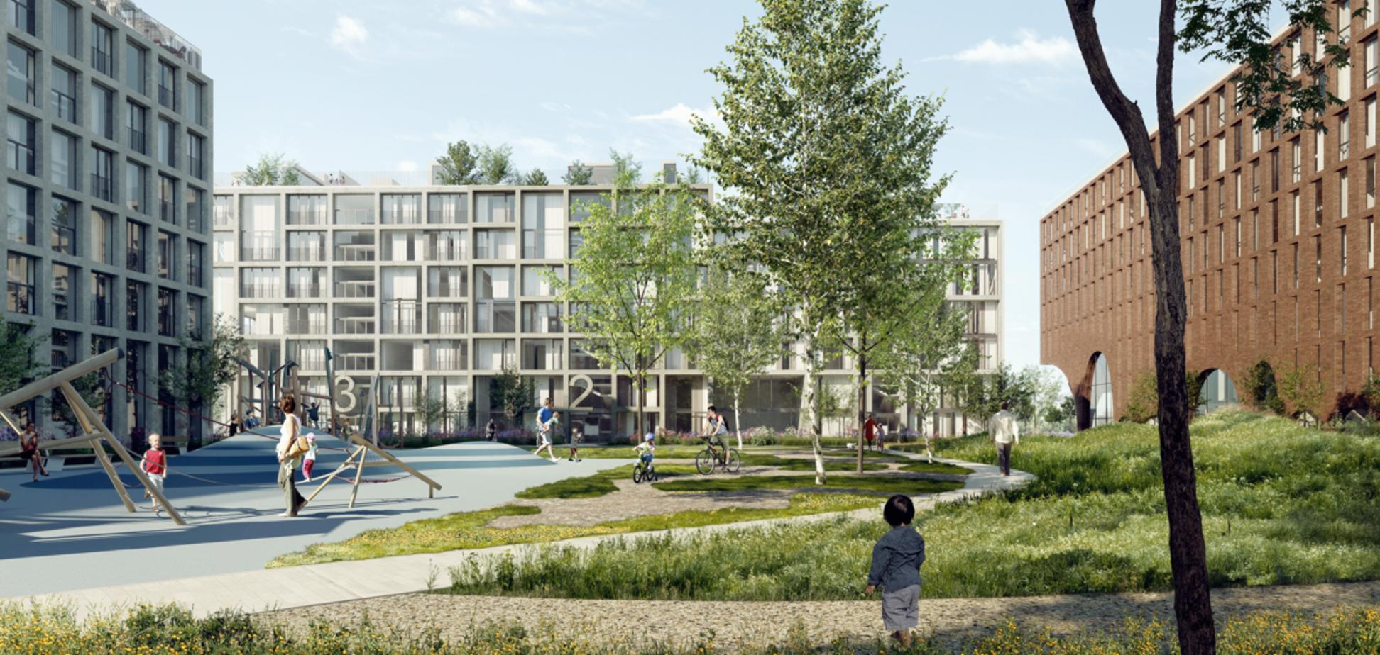 На Подолі з'явиться прогресивний житловий район – 'Новий Поділ'