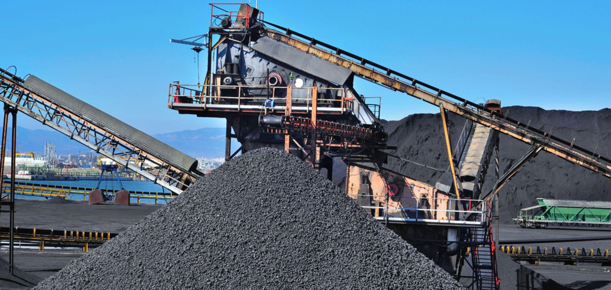 'Центрэнерго' просит денег из резервного фонда на закупку угля