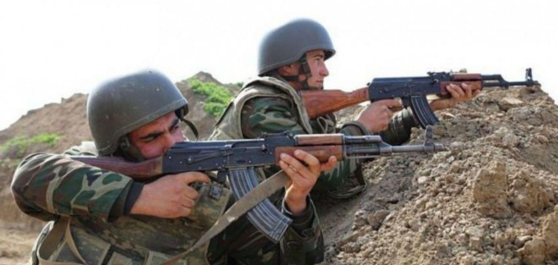 Вірменія та Азербайджан повідомляють про стрілянину на кордоні