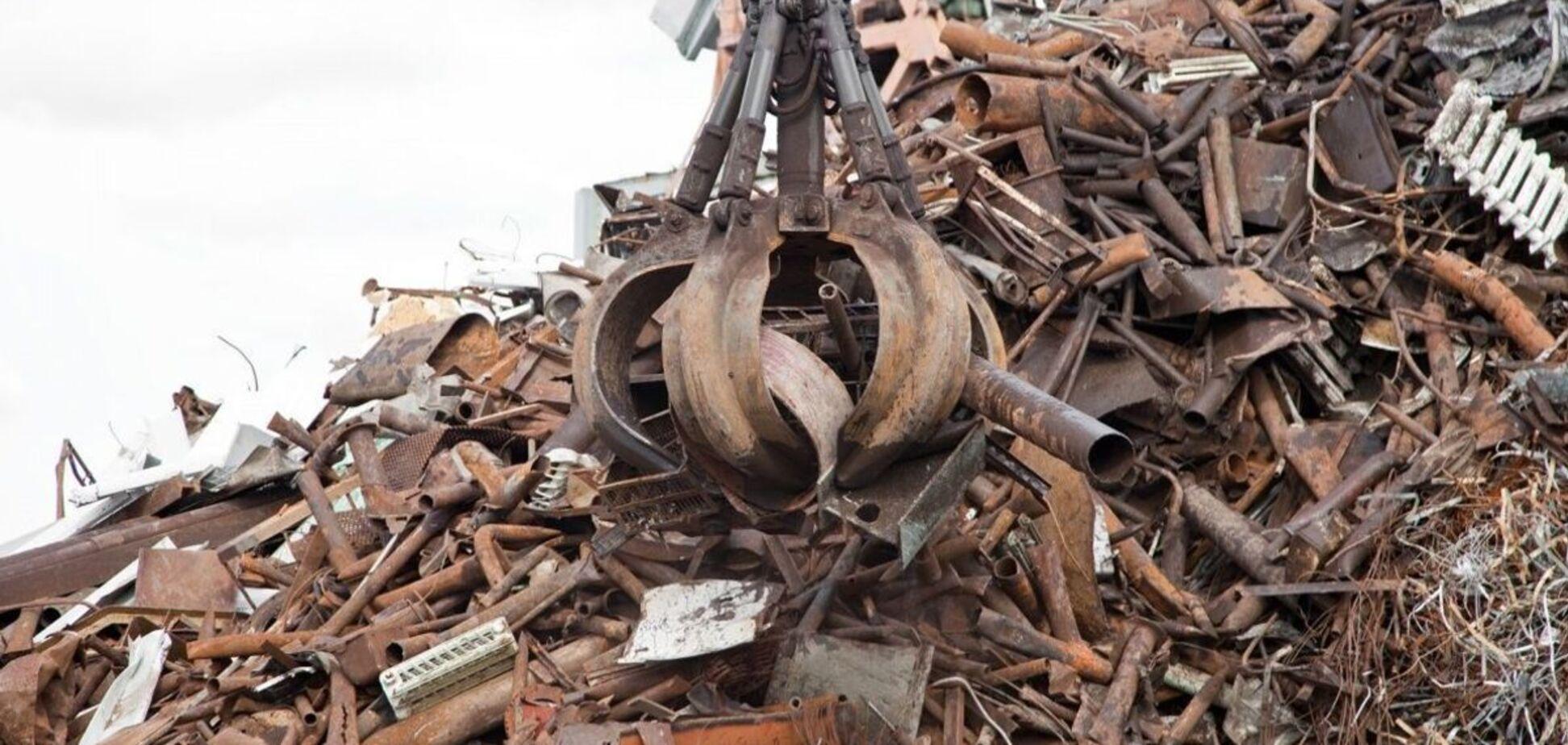Из-за дефицита металлолома в Украине под угрозой оказалась стабильная работа целой отрасли